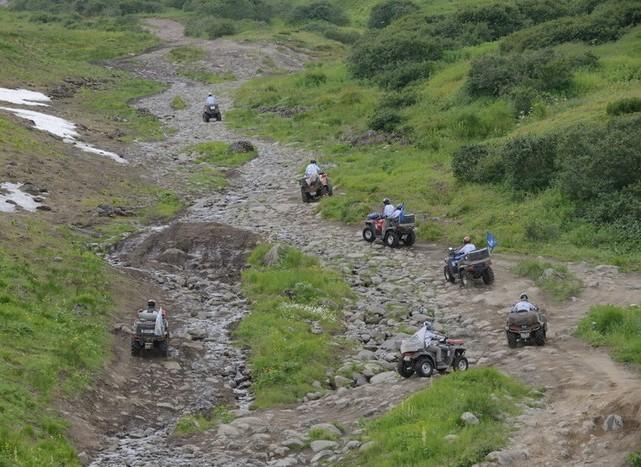 Путешествия на квадроциклах: от пригородов до Камчатки и Австралии
