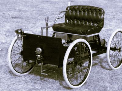 История квадроциклов