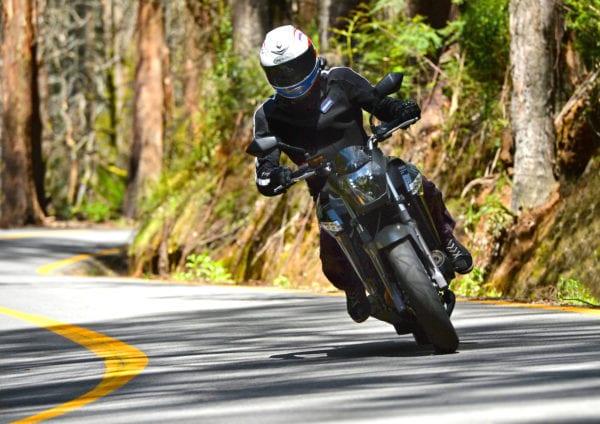Постановка мотоцикла на учёт