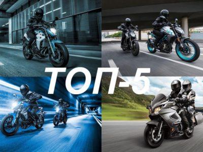 Топ 5 лучших китайских мотоциклов
