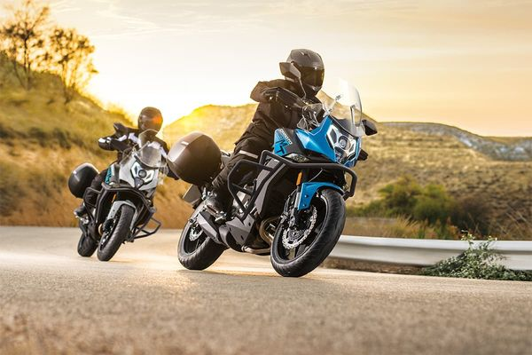 Универсальные мотоциклы