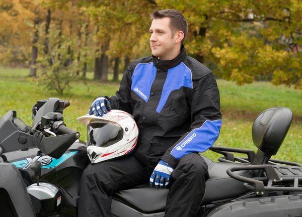 Езда на квадроцикле по городу и по дорогам общего пользования