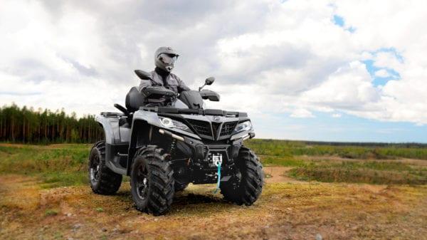Квадроциклы для фермера и сельхозработ