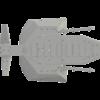 Комплект защиты днища для ZFORCE 1000 Sport