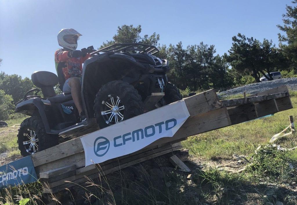 Открытие СFMOTO Experience Кубань