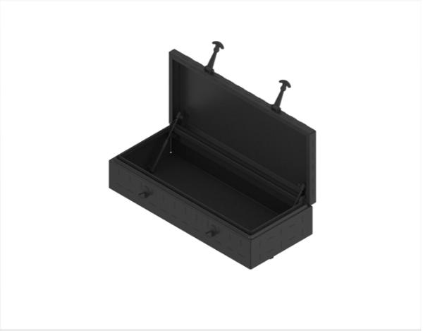 Ящик для инструмента (алюминий)