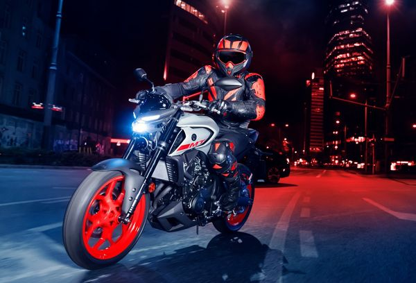 Топ-10 мотоциклов для начинающих