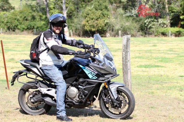 Обзор мотоцикла CFMOTO 650 MT от мотожурнала BikeReview (Австралия)