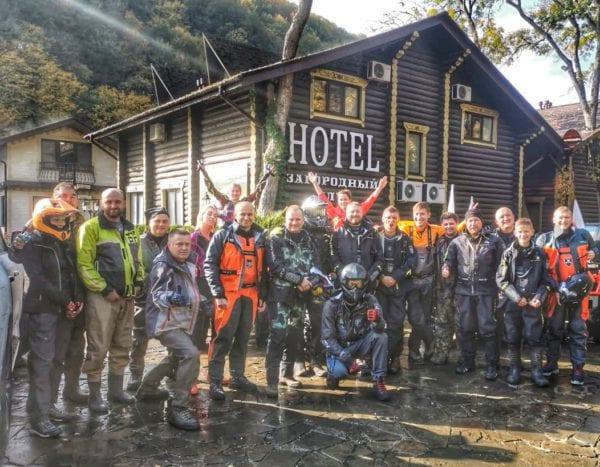 Проект CFMOTO EXPERIENCE TVER продолжает путешествовать по стране!