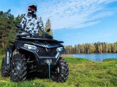Как выбрать экипировку для настоящего квадроциклетного приключения: вейдерсы, куртки, аксессуары