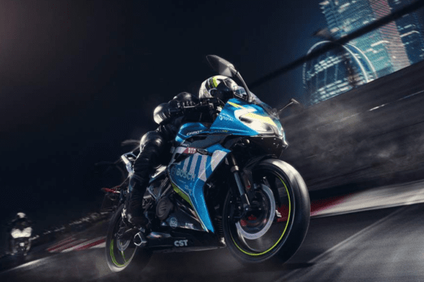 Новые мотоциклы в модельном ряду CFMOTO