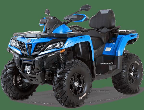 Квадроциклы и мотовездеходы для перевозки грузов