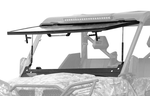Панель передняя, открывающаяся на UFORCE 1000 EPS