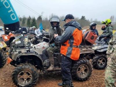 Открытие Квадросезона 2021 в Ярославской области