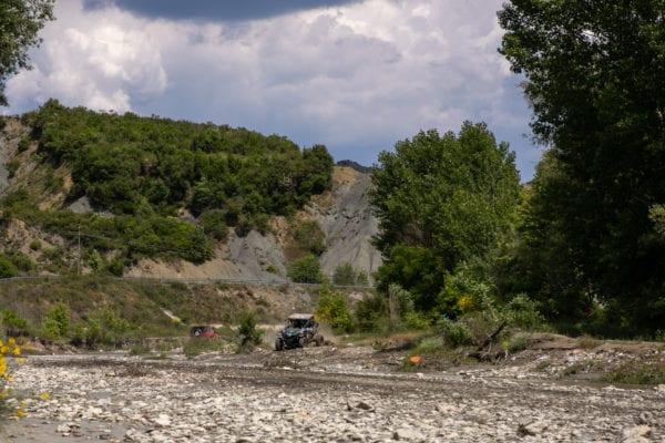 CFMOTO на квадро-гонке в Албании Rally Albania-2021!