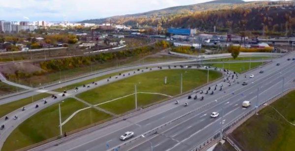 Закрытие мотосезона 2021 в Красноярске