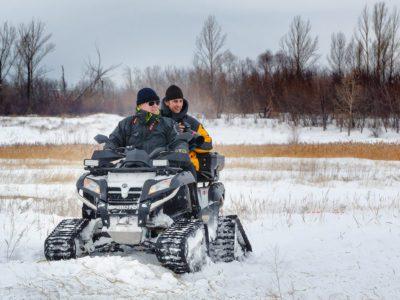 Снегоход или квадроцикл: что выбрать